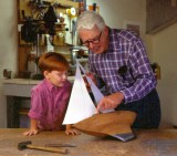 Boy & Grandpa